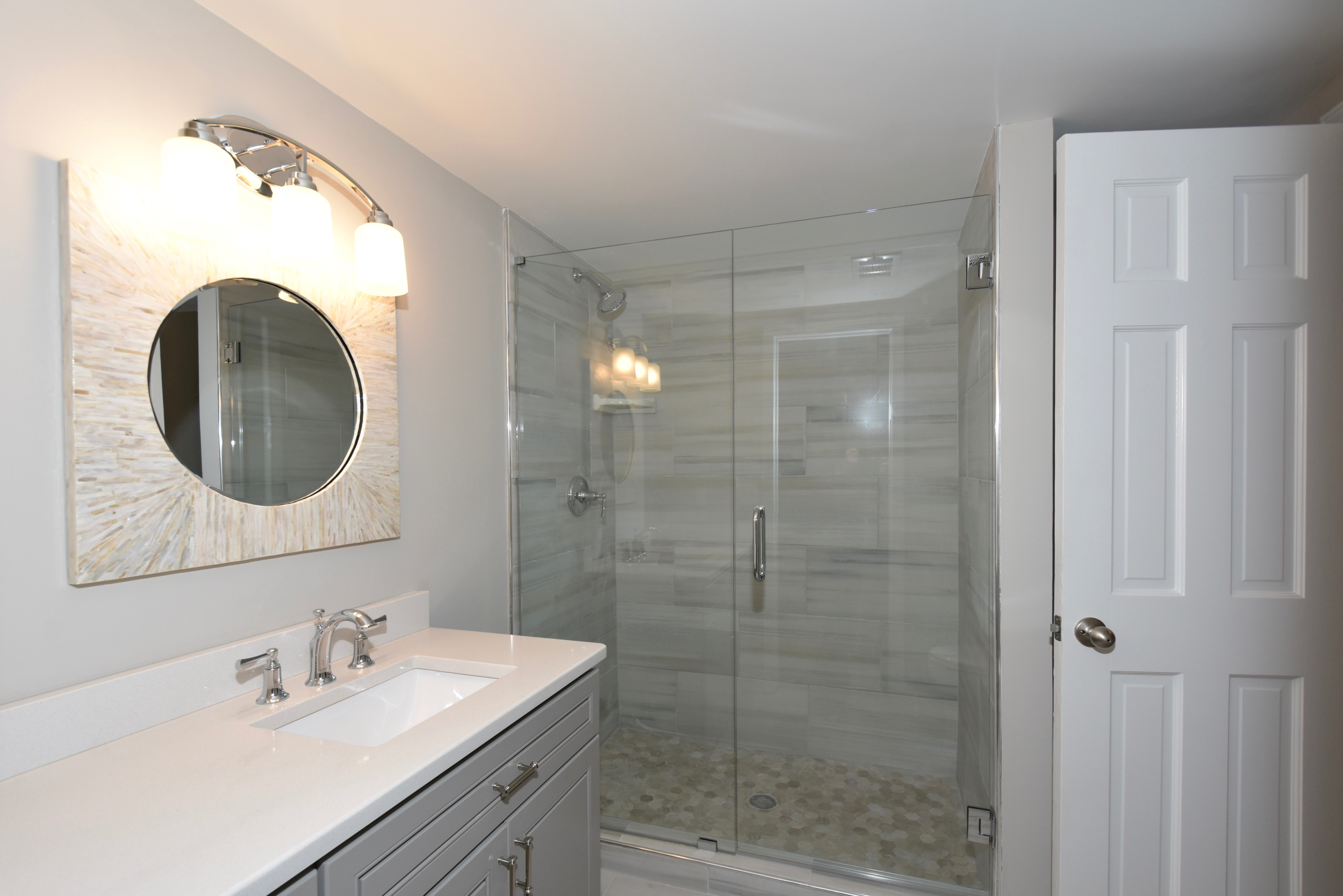 wc bath basement williammark designs. Black Bedroom Furniture Sets. Home Design Ideas