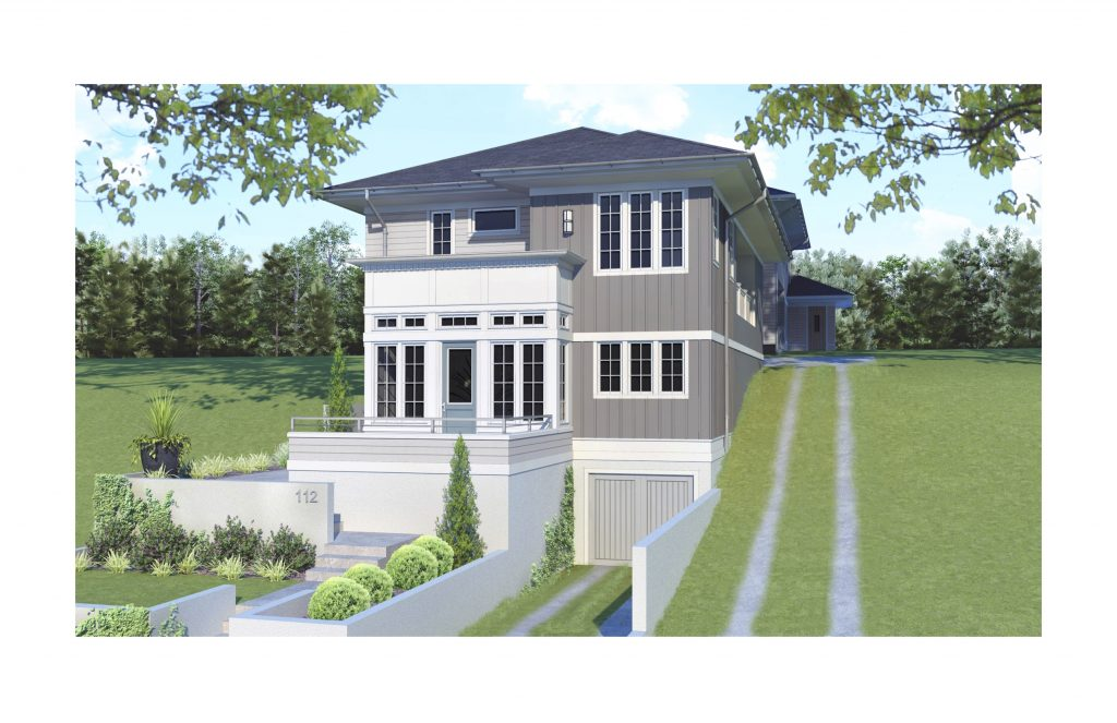 WilliamMarkDesigns Cleveland Street Property 3D Rendering