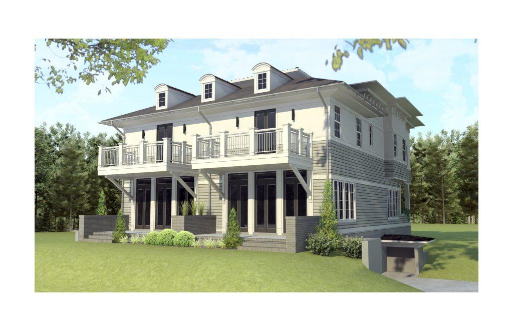 WilliamMarkDesigns Glendale Property 3D Rendering