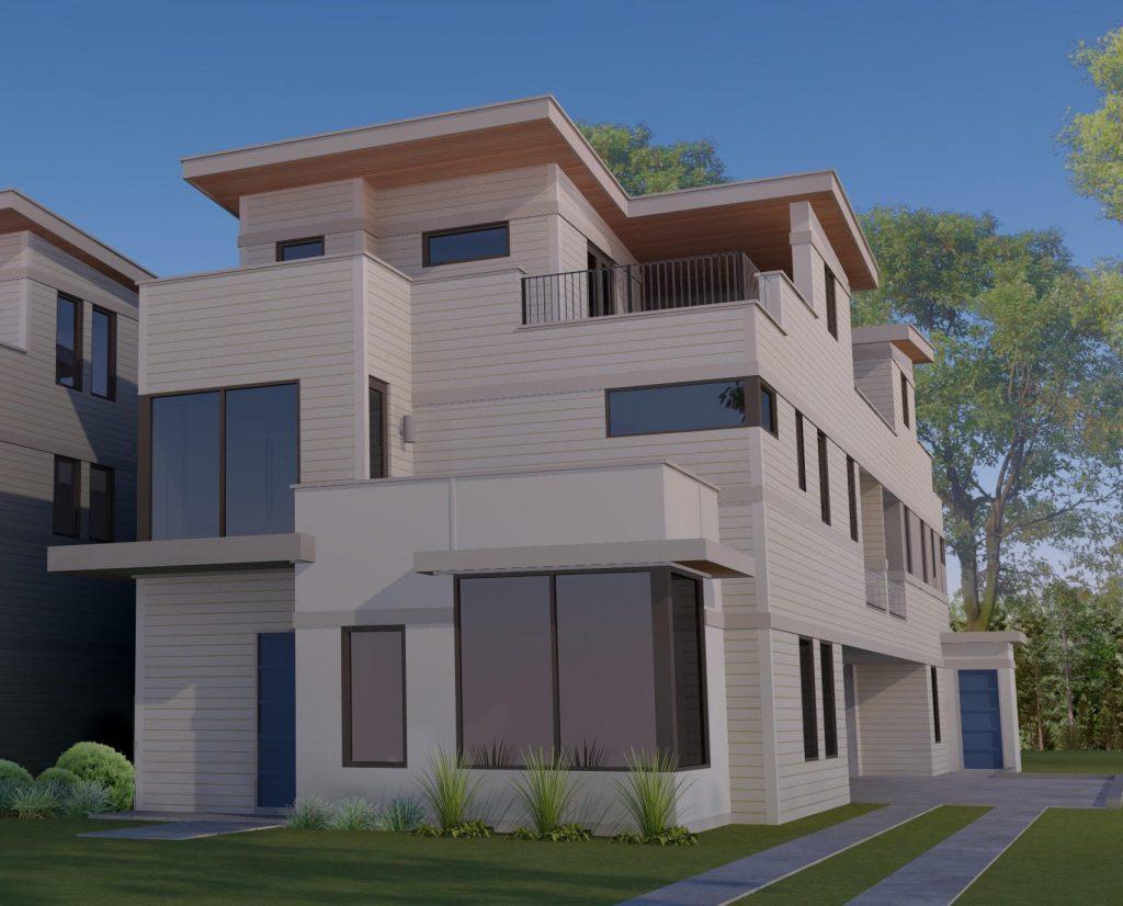 WilliamMarkDesigns 524 Wabash Property 3D Rendering