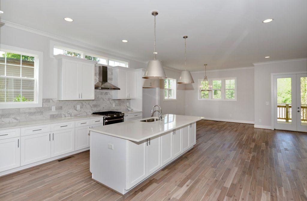 WilliamMarkDesigns Hill Street Property Kitchen 1