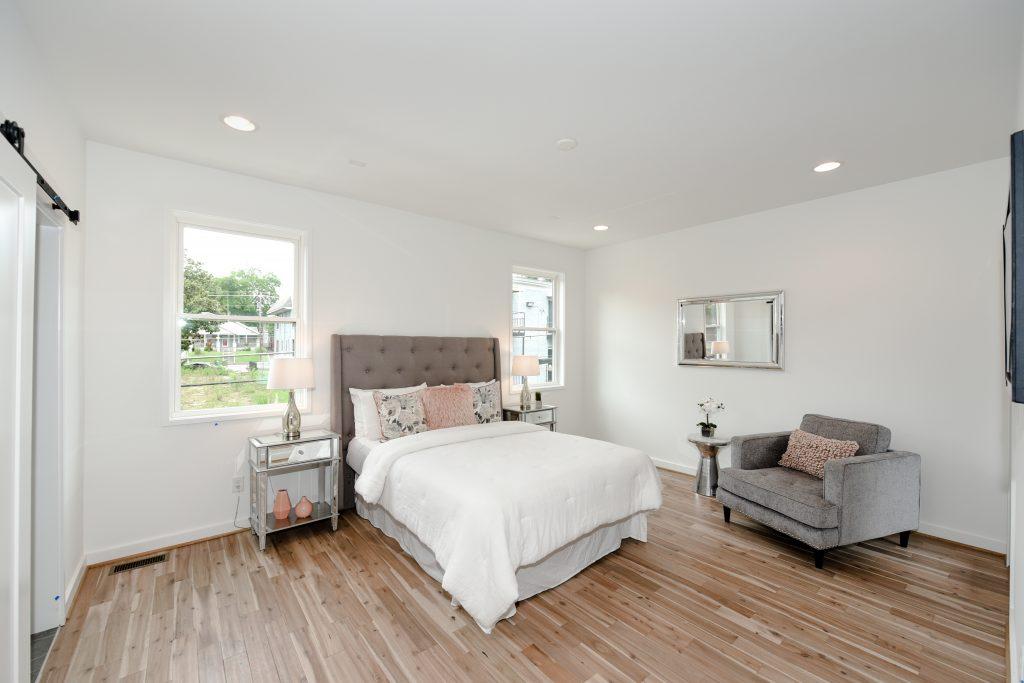 WilliamMarkDesigns Winton Terrace Guest Bedroom