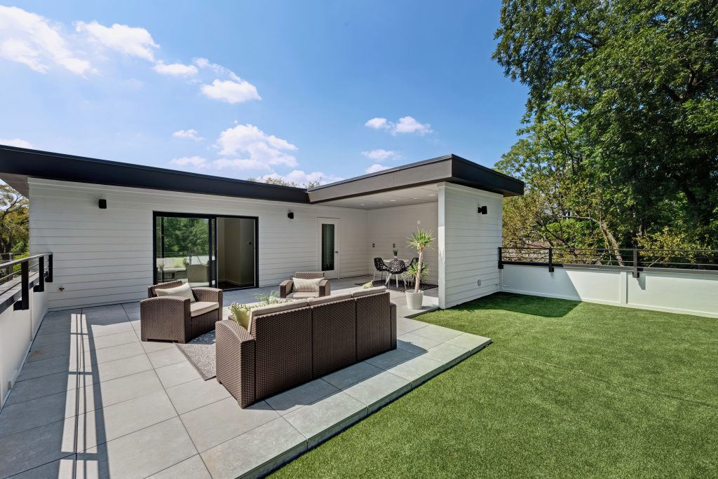 WilliamMarkDesigns Angier Ave Rooftop Deck