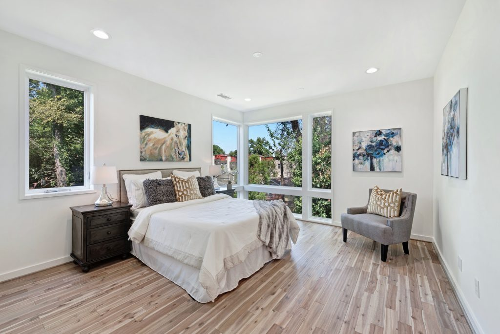 WilliamMarkDesigns Angier Ave Bedroom