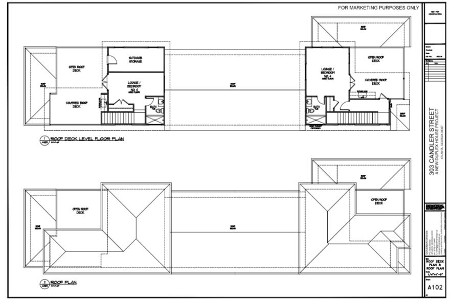 WilliamMarkDesigns 303 Candler Street Floor Plan 2