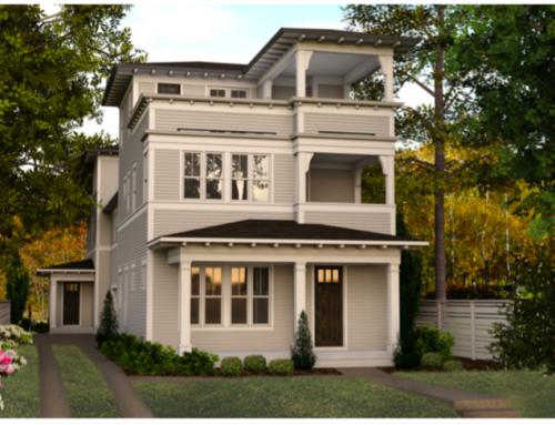 303 Candler Street – Duplex