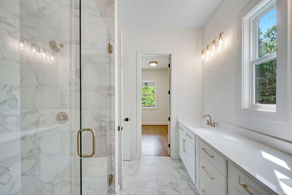 WMD Ferguson Street Master Bathroom 1