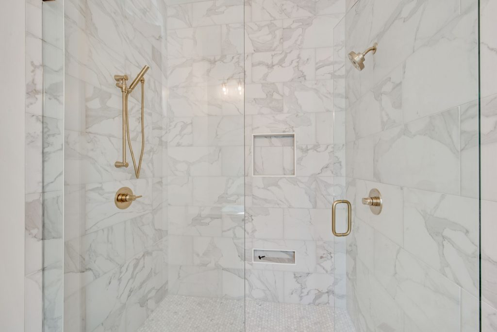 WMD Ferguson Street Master Bathroom Shower