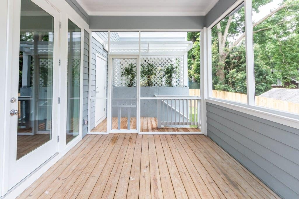 WilliamMarkDesigns Glendale Duplex Back Porch 2