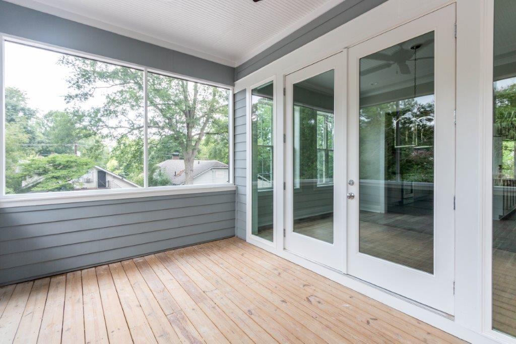 WilliamMarkDesigns Glendale Duplex Back Porch