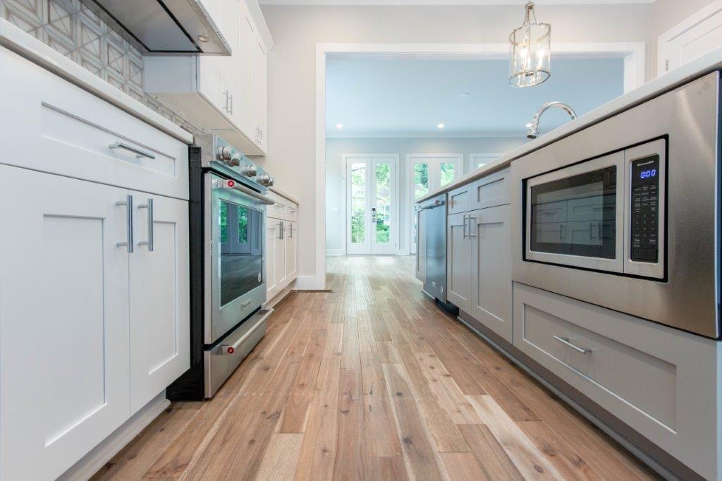 WilliamMarkDesigns Glendale Duplex Kitchen Appliances