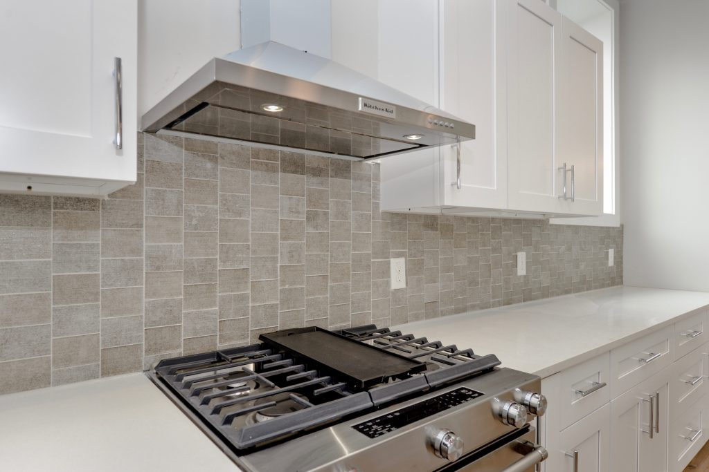 WilliamMarkDesigns Cleveland Street Property Kitchen Stove