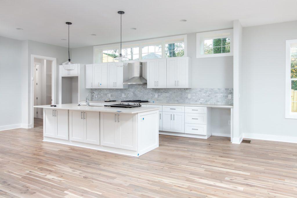 WilliamMarkDesigns Cleveland Street Property Kitchen View 1