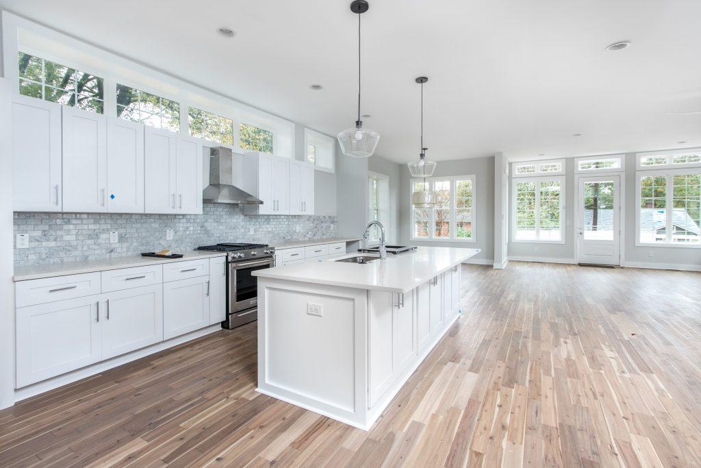 WilliamMarkDesigns Cleveland Street Property Kitchen View 2