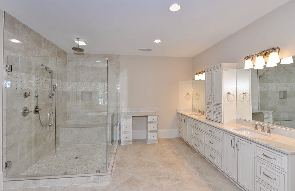 WilliamMarkDesigns S. Johnson Ferry Road Master Bathroom
