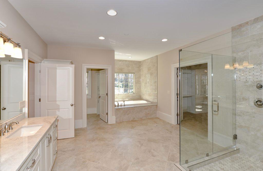 WilliamMarkDesigns S. Johnson Ferry Road Master Bathroom 2