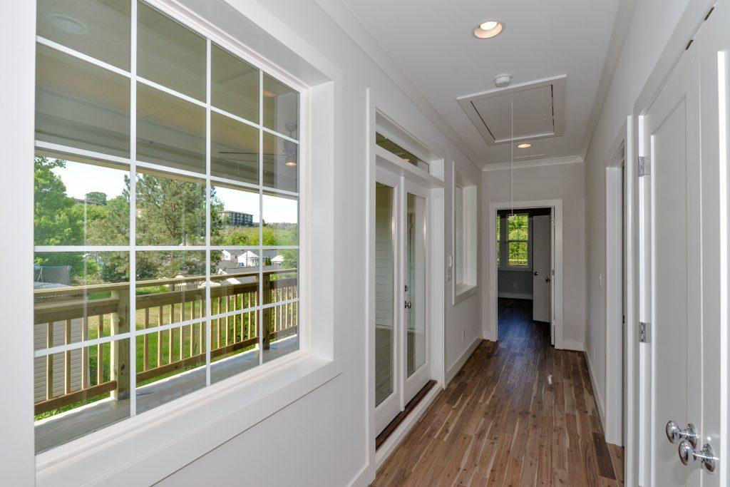 WilliamMarkDesigns Hill Street Property Hallway View