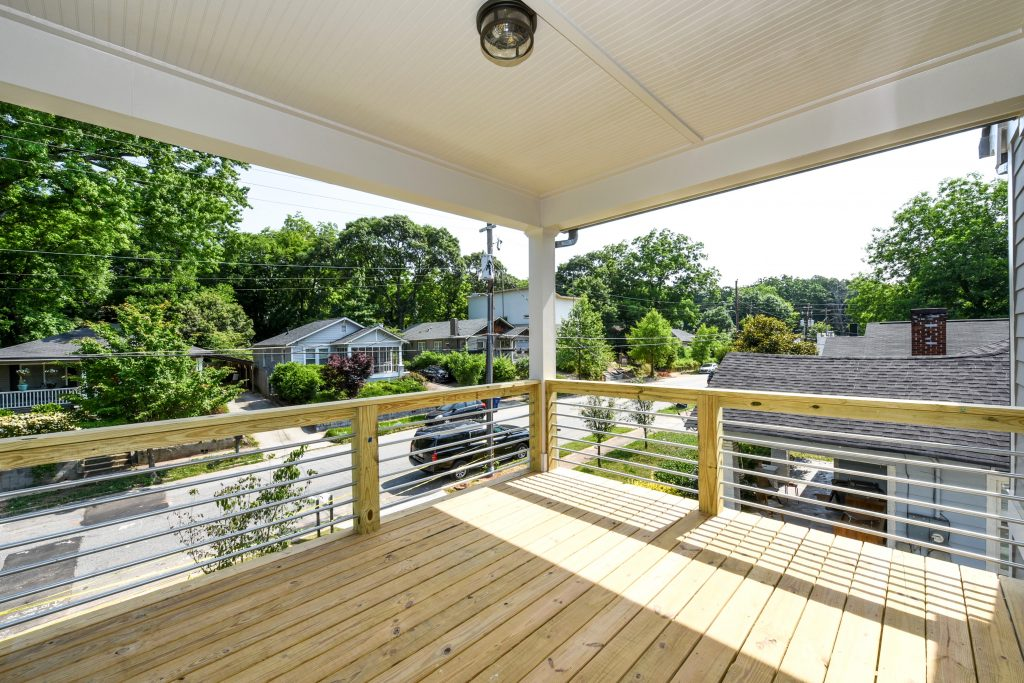 WilliamMarkDesigns Boulevard Drive Covered Balcony 2