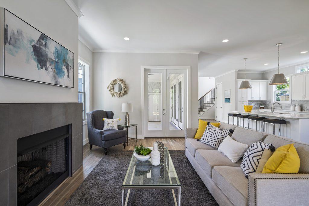 WilliamMarkDesigns Hill Street Living Room
