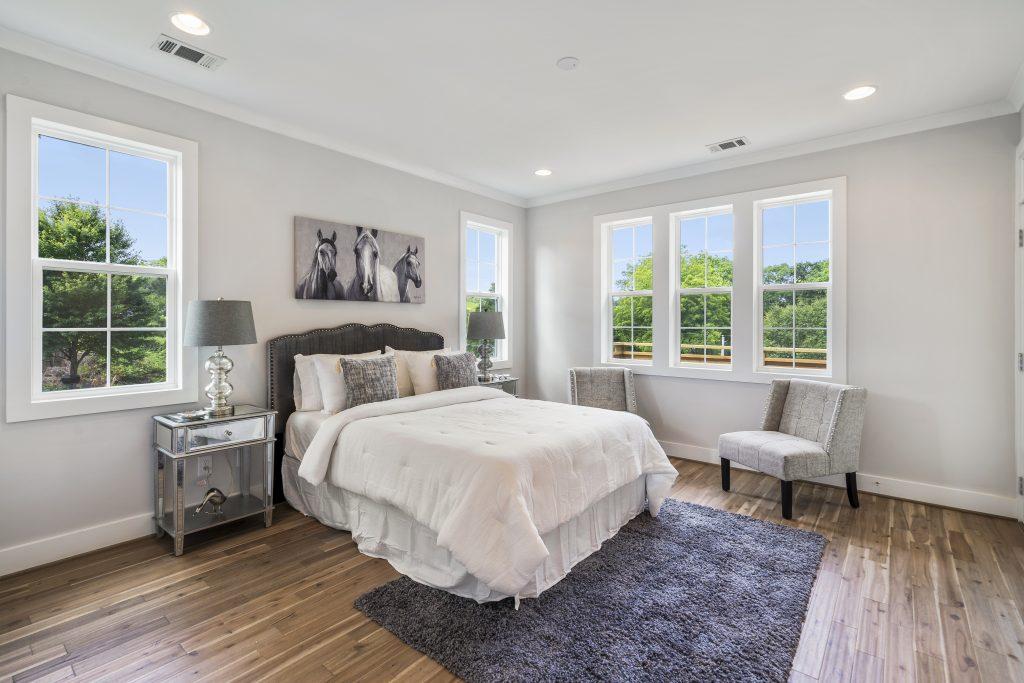 WilliamMarkDesigns Hill Street Bedroom