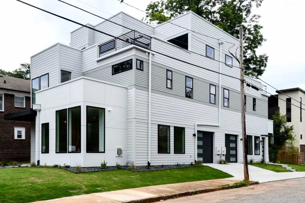 WilliamMarkDesigns Winton Terrace Side View