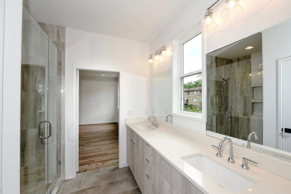 WilliamMarkDesigns Winton Terrace Bathroom