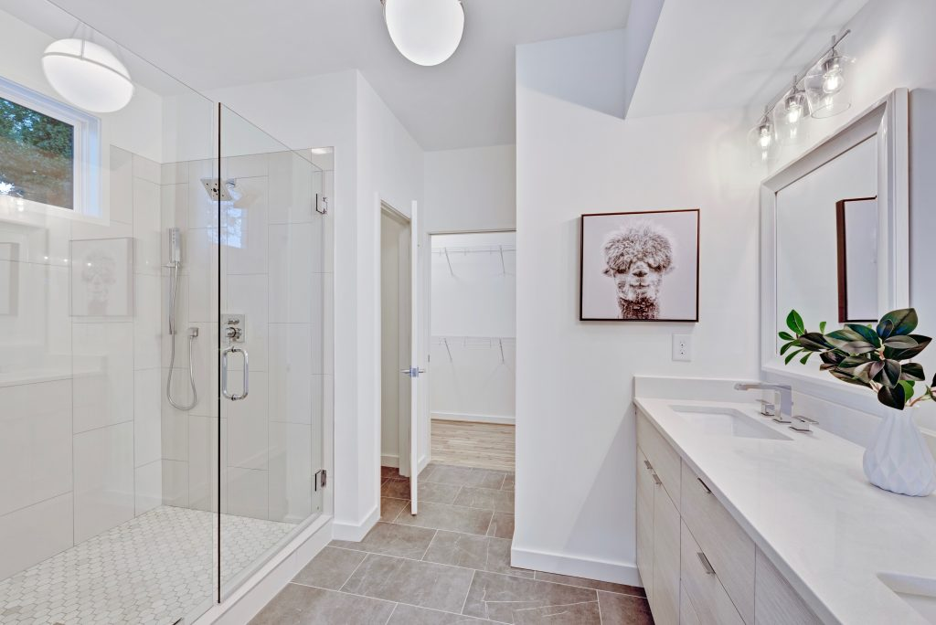 WilliamMarkDesigns Angier Ave Bathroom