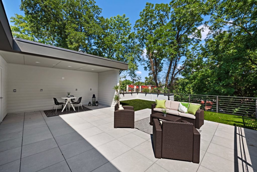 WilliamMarkDesigns Angier Ave Rooftop Deck 2