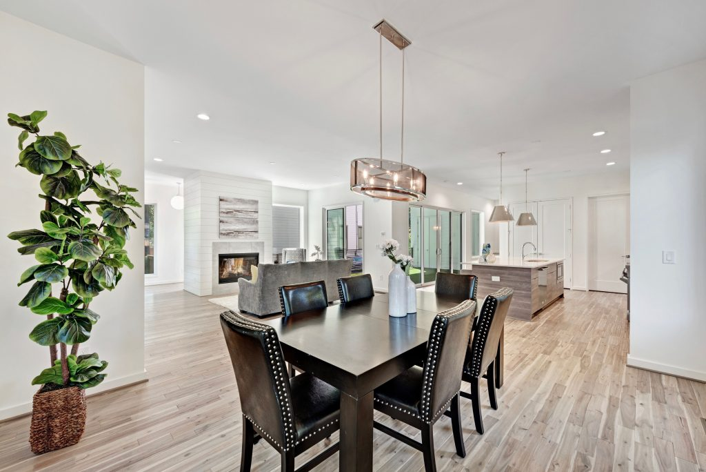 WilliamMarkDesigns Angier Ave Dining Room