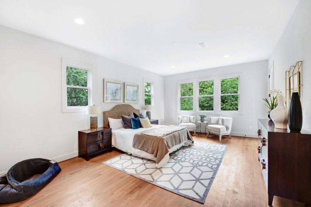 WMD Ferguson Street bedroom staged 2