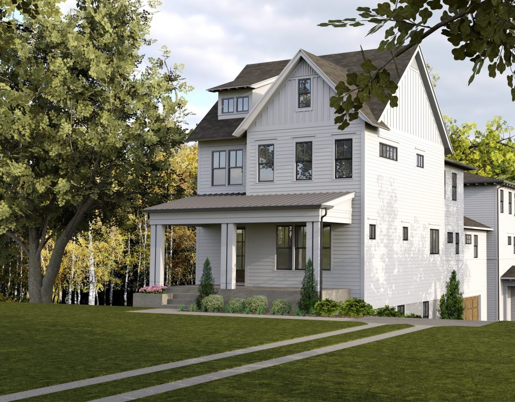WMD Iverson Street Front View