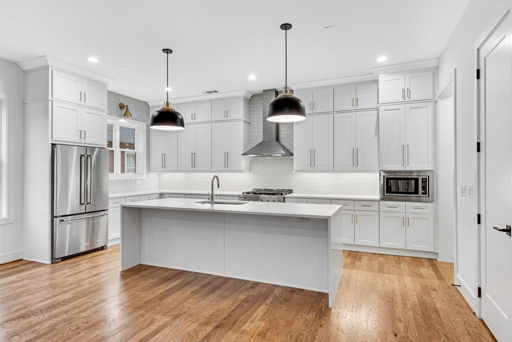 WMD 303 & 305 Candler Un-furnished Kitchen 1