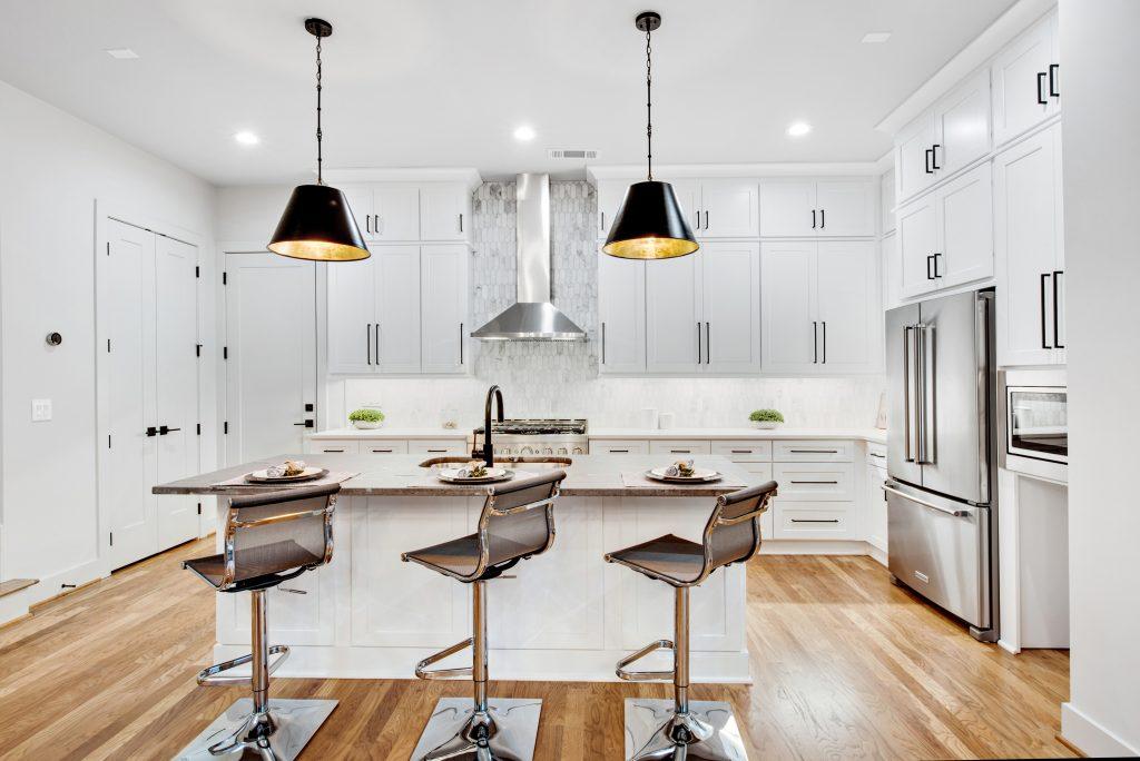 WMD 303 & 305 Candler Furnished Kitchen 1