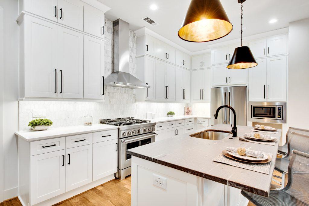 WMD 303 & 305 Candler Furnished Kitchen 2