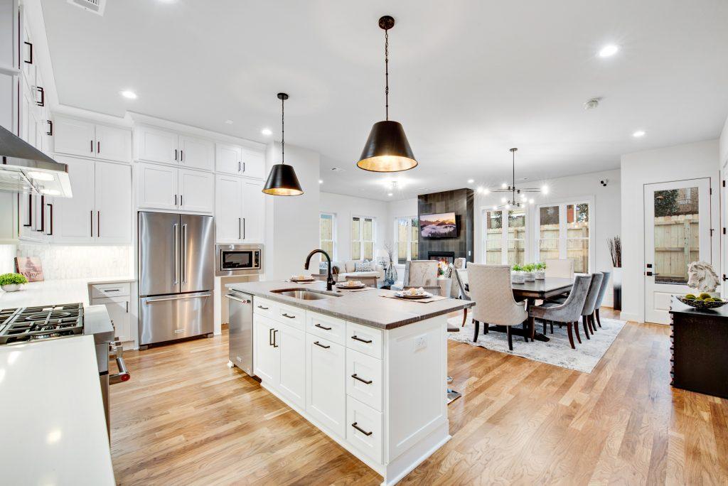 WMD 303 & 305 Candler Furnished Kitchen 3