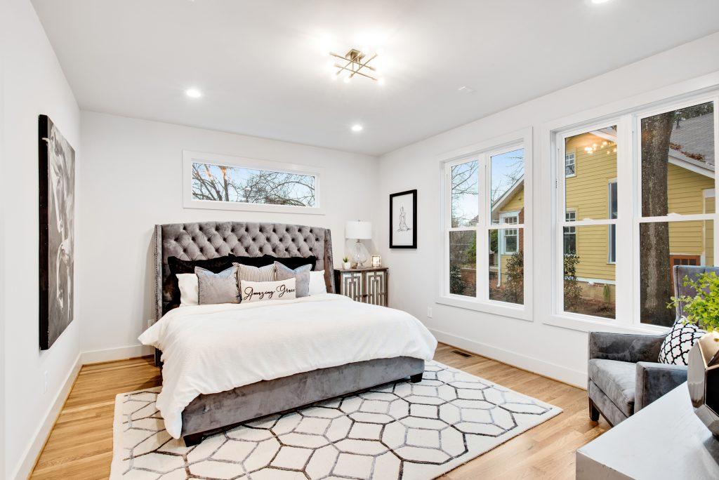 WMD 303 & 305 Candler Furnished Bedroom 1