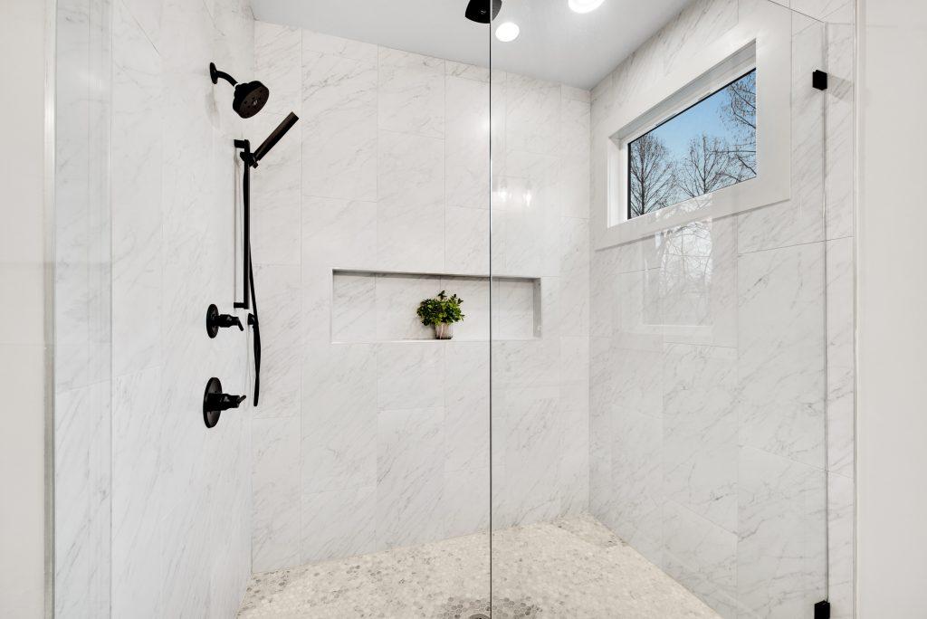 WMD 303 & 305 Candler Bathroom