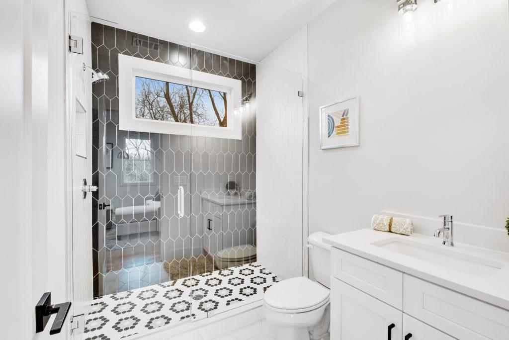 WMD 303 & 305 Candler Furnished Bathroom